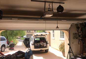 Parts Lubrication Project | Garage Door Repair Puyallup, WA